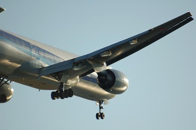 Boeing777-200 アプローチ 3