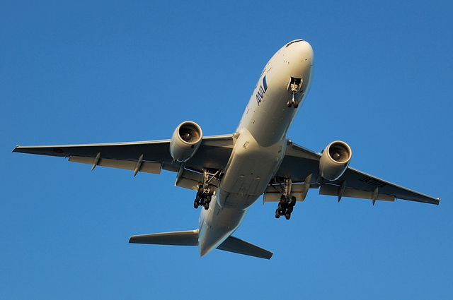 ANA Boeing777-200 1