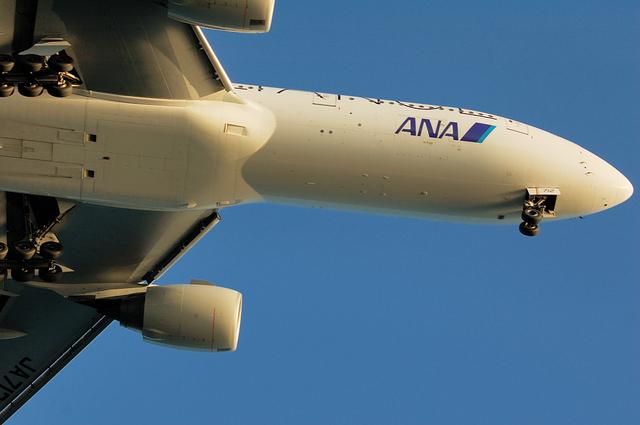 ANA Boeing777-200 2