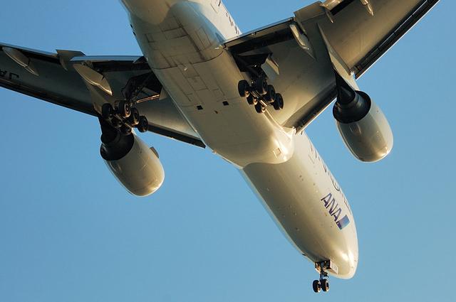 ANA Boeing777-200 3