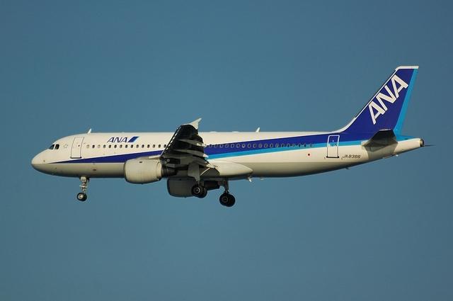 ANA Airbus A320-200 2