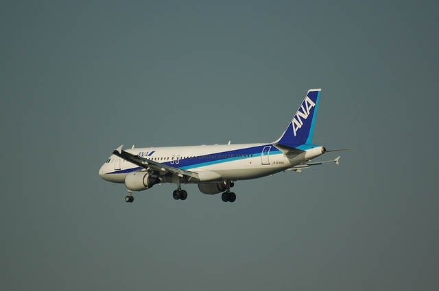 ANA Airbus A320-200 3