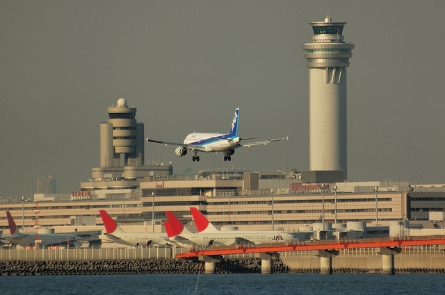 ANA Airbus A320-200 4