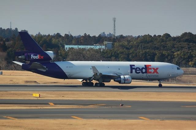 N523FE MD-11F