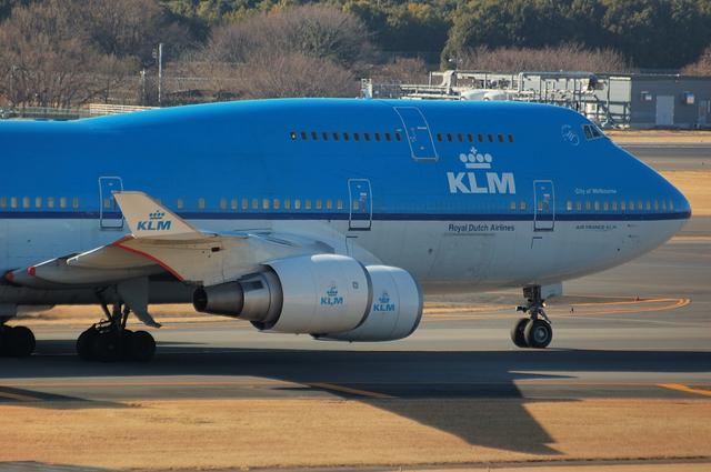 KLM Boeing747