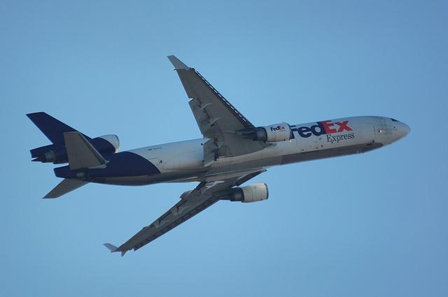 N617FE MD-11F