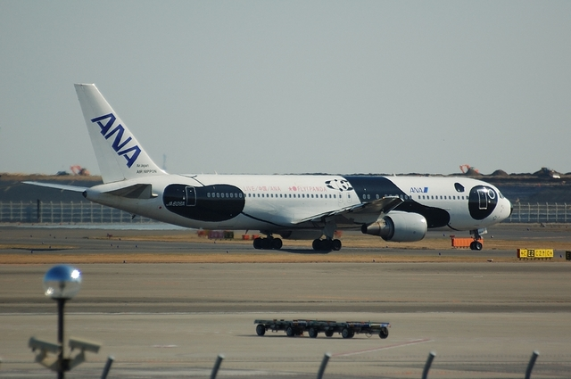 ANA Boeing767-300(JA606A)