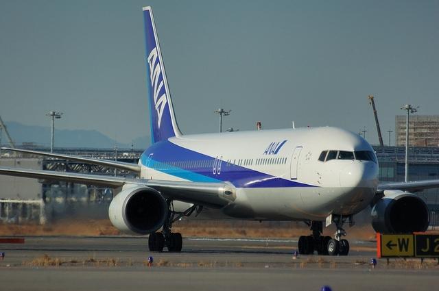 ANA Boeing767-300 2