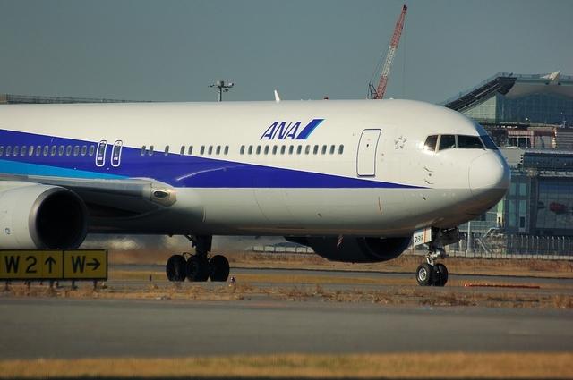 ANA Boeing767-300 3