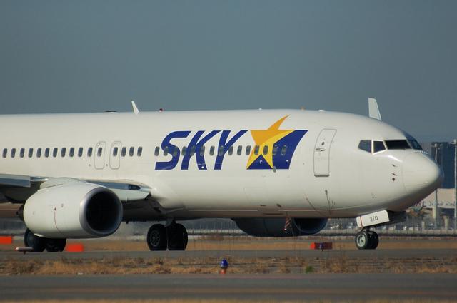 SKYMARK Boeing737-800 2
