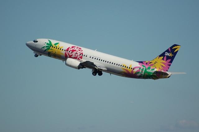 SNA Boeing737-400 2
