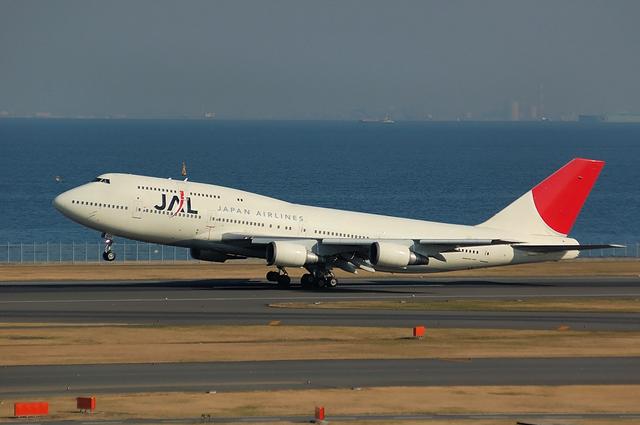 JAL Boeing747-400D(JA8905) 1