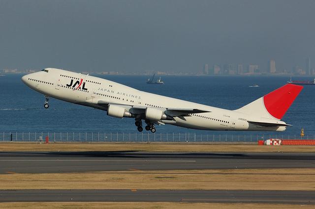 JAL Boeing747-400D(JA8905) 2