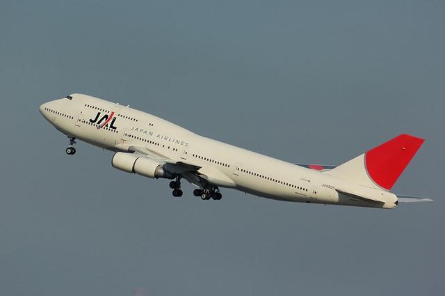 JAL Boeing747-400D(JA8905) 3