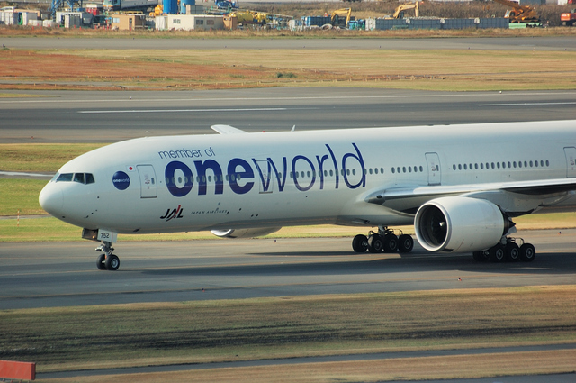 JAL ONE WORLD 1