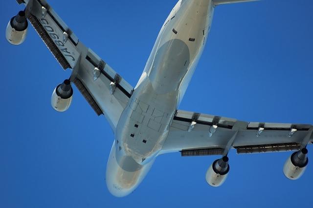 JAL Boeing747-400D(JA8905) 5