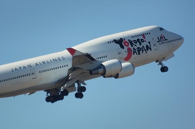 JAL Boeng747-400(JA8919)