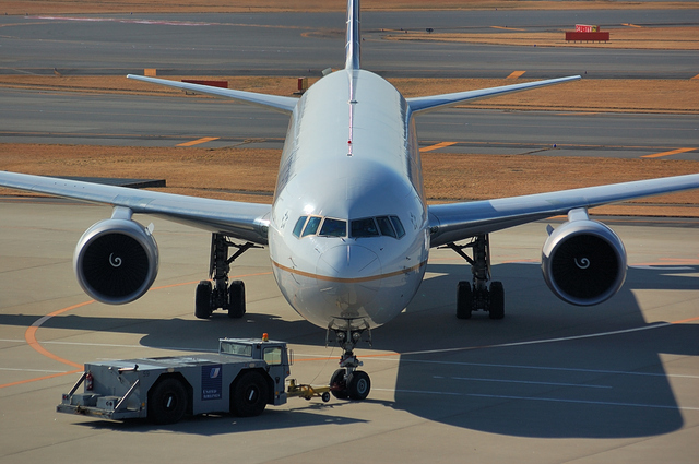 CONTINENTAL Boeing767-400ER 1