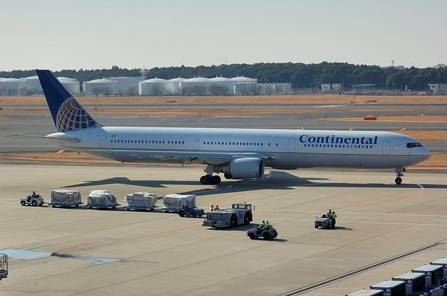 CONTINENTAL Boeing767-400ER 3