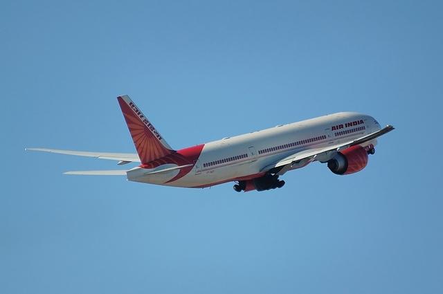 AIR INDIA Boeing777-200LR 4