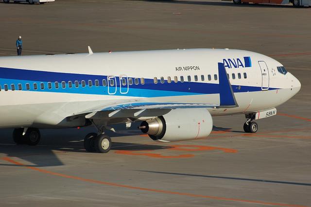 AIR NIPPON Boeing737-800