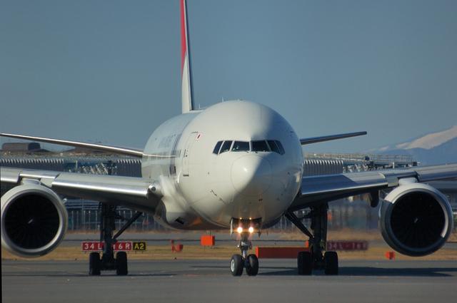 JA007D Boeing777-200