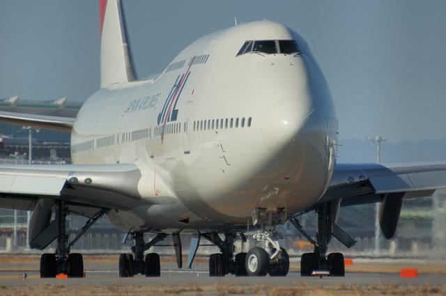 JAL Boeing747-400D 2