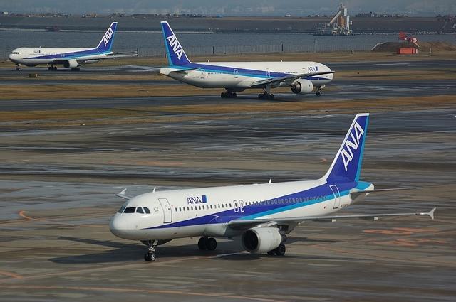 767と777とA320