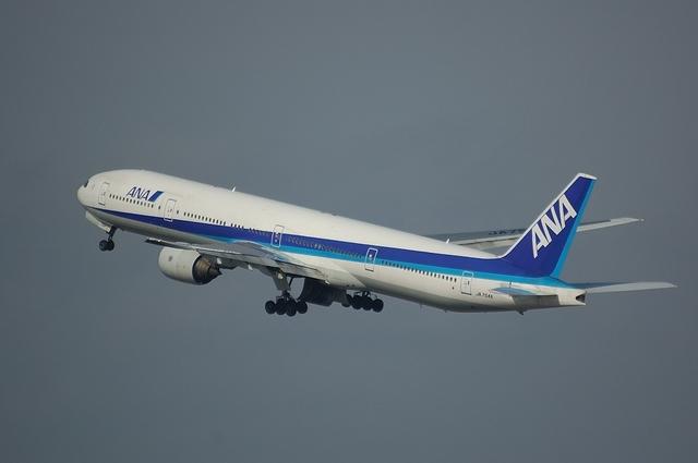 Boeing777-300 Climb