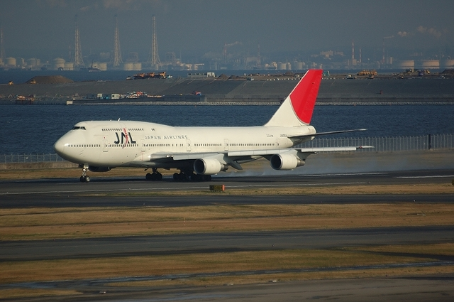 JA8904 Clear for Take Off