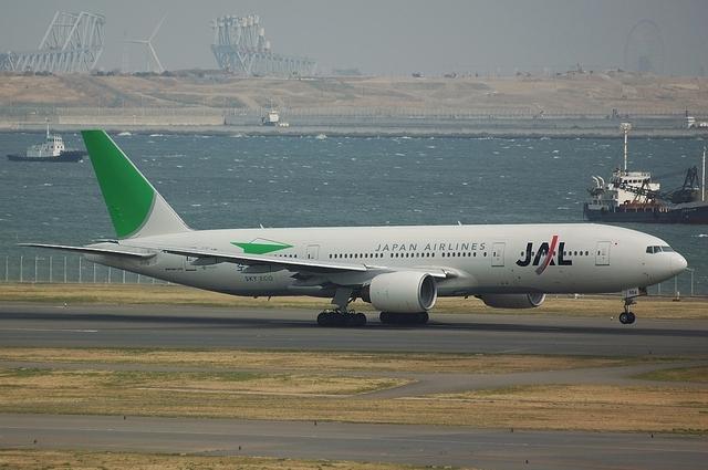 JALのエコジェット ローテーション