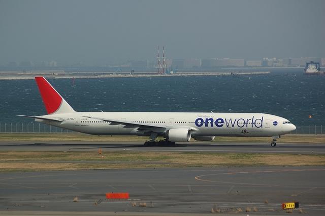 ANA911便、沖縄行き