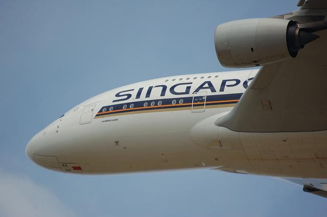 Airbus A380 Nose