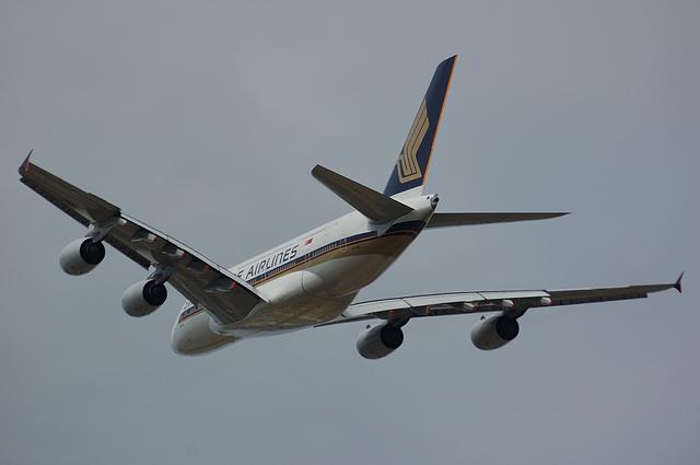 シンガポール航空 Airbus A380