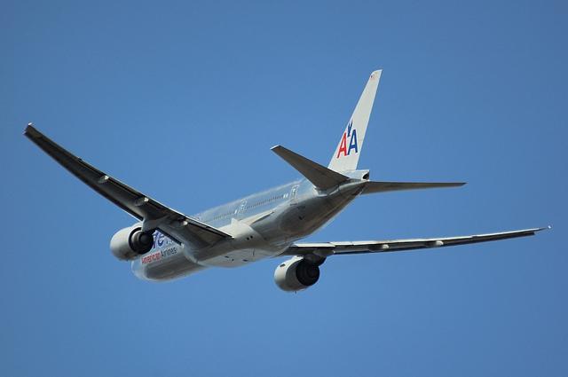 アメリカン航空のワンワールド塗装