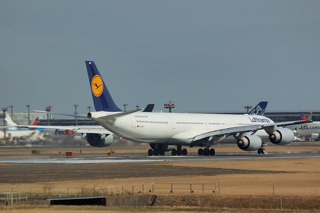 Lufthansa Airbus A340-642X 2