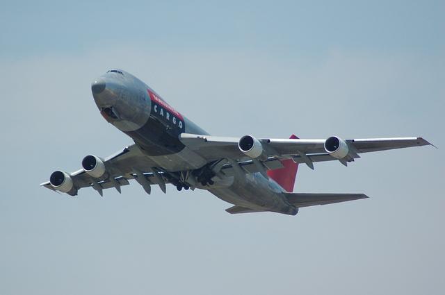 NORTHWEST Boeing747-200F 2