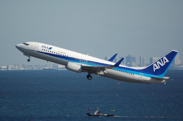 ANA Boeing737-800