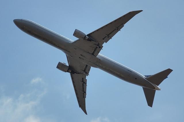 コンチネンタル航空のBoeing767-400ER 1