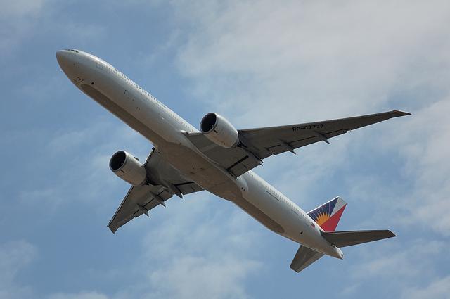 Philippine Airlines Boeing 777-300ER 1