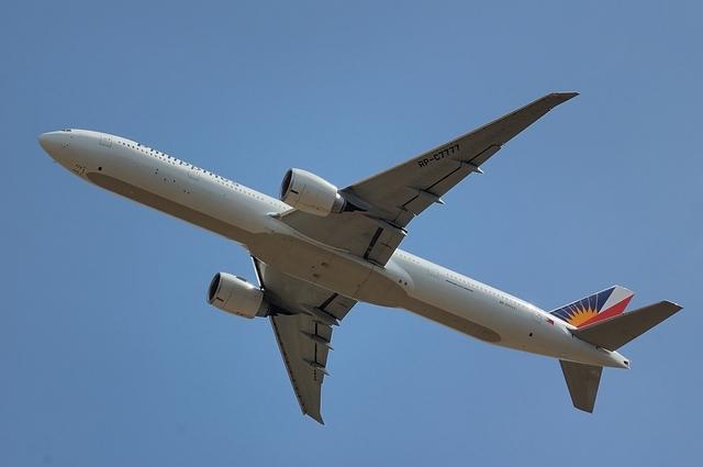 Philippine Airlines Boeing 777-300ER 2