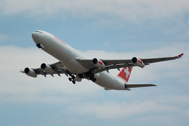 Swiss International Airlines Airbus A340-300 2