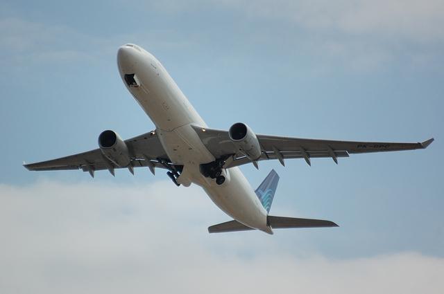 ガルーダインドネシア航空 Airbus A330-300 2