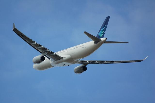 ガルーダインドネシア航空 Airbus A330-300 4