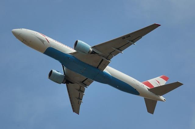 オーストリア航空 Boeing777 2