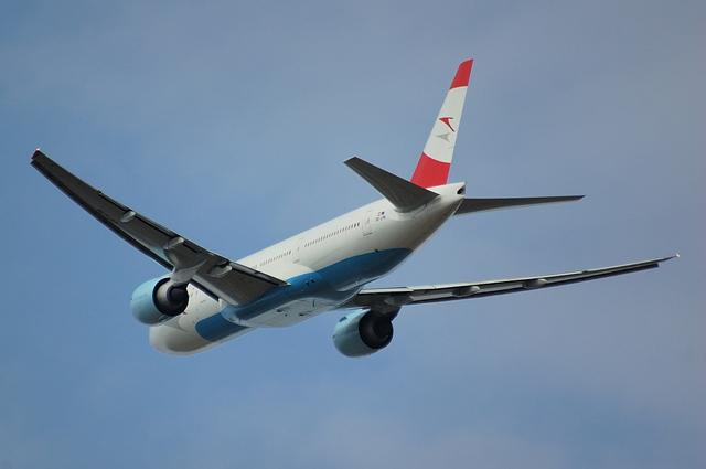 オーストリア航空 Boeing777 4