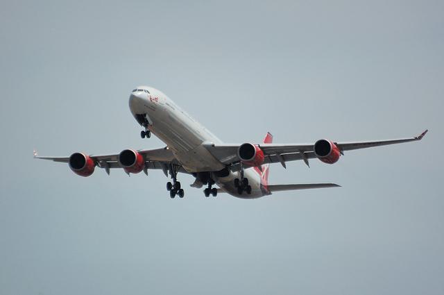 Virgin Atlantic Airways Airbus A340-600 2