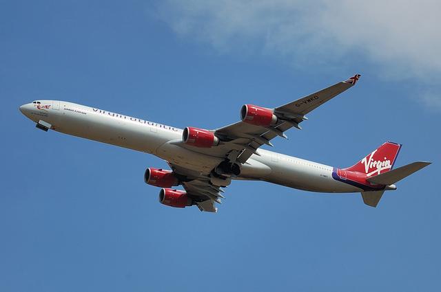 Virgin Atlantic Airways Airbus A340-600 3