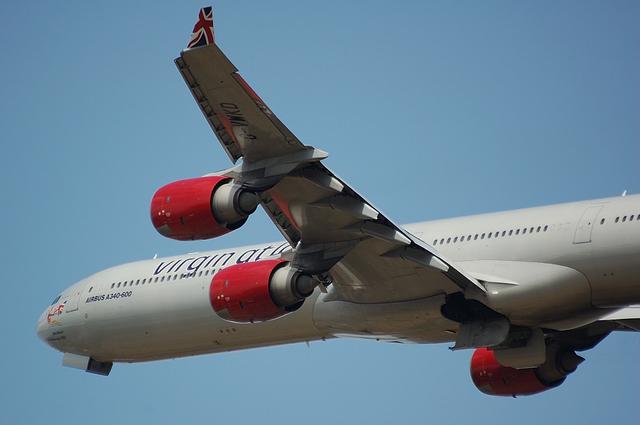 Virgin Atlantic Airways Airbus A340-600 4