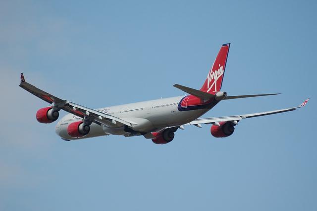 Virgin Atlantic Airways Airbus A340-600 5